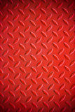 Κόκκινο μέταλλο. στοκ φωτογραφίες