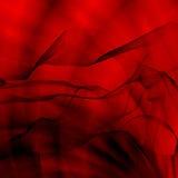 Κόκκινο μαγικό αφηρημένο σχέδιο ροής Στοκ φωτογραφία με δικαίωμα ελεύθερης χρήσης