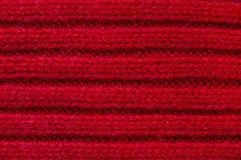 κόκκινο μαλλί Στοκ φωτογραφία με δικαίωμα ελεύθερης χρήσης