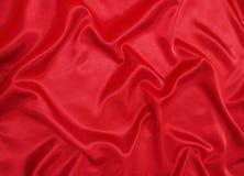 κόκκινο μετάξι Στοκ Φωτογραφίες