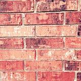 κόκκινο με την άσπρη ένωση Στοκ Εικόνες