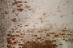 κόκκινο με την άσπρη ένωση Στοκ Φωτογραφία