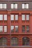 κόκκινο με την άσπρη ένωση Στοκ εικόνες με δικαίωμα ελεύθερης χρήσης