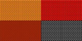 κόκκινο με την άσπρη ένωση Στοκ φωτογραφία με δικαίωμα ελεύθερης χρήσης