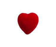 κόκκινο μονοπατιών καρδιώ& Στοκ Εικόνες