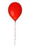κόκκινο μπαλονιών ελεύθερη απεικόνιση δικαιώματος