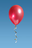 κόκκινο μπαλονιών Στοκ Εικόνες