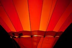 Κόκκινο μπαλόνι Στοκ φωτογραφία με δικαίωμα ελεύθερης χρήσης