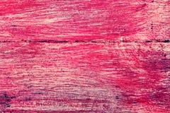 Κόκκινο ξύλινο υπόβαθρο Στοκ φωτογραφίες με δικαίωμα ελεύθερης χρήσης