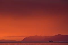 κόκκινο ονείρου Στοκ εικόνες με δικαίωμα ελεύθερης χρήσης