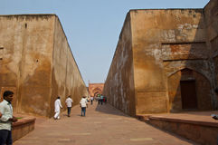 Κόκκινο οχυρό Agra Ινδία στοκ φωτογραφίες