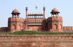 κόκκινο οχυρών στοκ φωτογραφίες με δικαίωμα ελεύθερης χρήσης