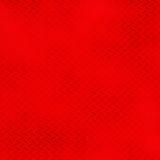 κόκκινο πιάτων διαμαντιών Στοκ φωτογραφία με δικαίωμα ελεύθερης χρήσης