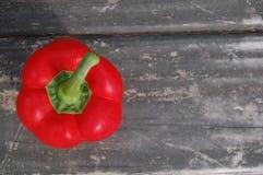 Κόκκινο πιπέρι κουδουνιών Στοκ φωτογραφίες με δικαίωμα ελεύθερης χρήσης