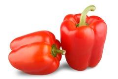 Κόκκινο πιπέρι Στοκ εικόνες με δικαίωμα ελεύθερης χρήσης