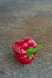 κόκκινο πιπεριών κουδουνιών Στοκ Εικόνες