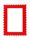 κόκκινο πλαισίων Στοκ Φωτογραφίες
