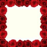 κόκκινο πλαισίων Στοκ εικόνα με δικαίωμα ελεύθερης χρήσης