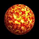 κόκκινο πλανητών Στοκ εικόνες με δικαίωμα ελεύθερης χρήσης