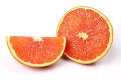 Κόκκινο πορτοκάλι Στοκ εικόνα με δικαίωμα ελεύθερης χρήσης
