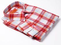 κόκκινο πουκάμισο Στοκ Εικόνες