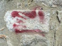 Κόκκινο που δίνεται στοκ φωτογραφίες με δικαίωμα ελεύθερης χρήσης