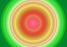 Κόκκινο πράσινο επίκεντρο υποβάθρου προϊόντων αφηρημένο Στοκ εικόνα με δικαίωμα ελεύθερης χρήσης