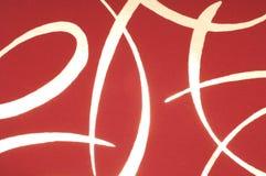 κόκκινο προτύπων ανασκόπη&sigma Στοκ φωτογραφία με δικαίωμα ελεύθερης χρήσης