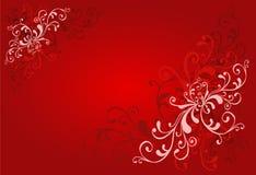 κόκκινο προτύπων ελεύθερη απεικόνιση δικαιώματος