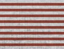 Κόκκινο ριγωτό έγγραφο Στοκ εικόνα με δικαίωμα ελεύθερης χρήσης
