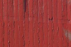 Κόκκινο σανίδων Στοκ Φωτογραφίες