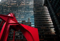 κόκκινο σημάδι Στοκ φωτογραφία με δικαίωμα ελεύθερης χρήσης