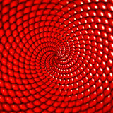 κόκκινο σημείων Στοκ φωτογραφία με δικαίωμα ελεύθερης χρήσης