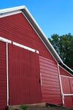 κόκκινο σιταποθηκών Στοκ εικόνα με δικαίωμα ελεύθερης χρήσης