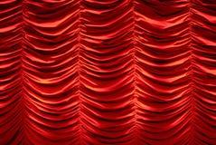 κόκκινο στάδιο κουρτινών στοκ φωτογραφίες με δικαίωμα ελεύθερης χρήσης