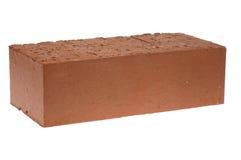 κόκκινο στερεό τούβλου Στοκ Φωτογραφίες