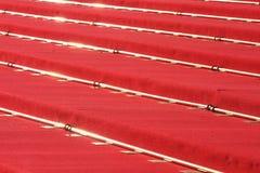 κόκκινο ταπήτων Στοκ φωτογραφίες με δικαίωμα ελεύθερης χρήσης