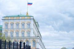 Κόκκινο τετράγωνο Μόσχα Κρεμλίνο Στοκ Φωτογραφίες