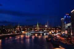 Κόκκινο τετράγωνο στη Μόσχα Στοκ Φωτογραφίες