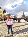 κόκκινο τετράγωνο Στοκ φωτογραφίες με δικαίωμα ελεύθερης χρήσης