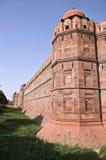 κόκκινο της Ινδίας οχυρών Στοκ εικόνα με δικαίωμα ελεύθερης χρήσης