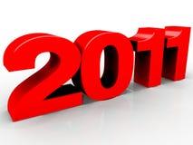 κόκκινο του 2011 ελεύθερη απεικόνιση δικαιώματος