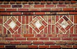 κόκκινο τούβλων Στοκ Φωτογραφίες