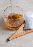 κόκκινο τσάι Στοκ Φωτογραφίες