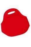 κόκκινο τσαντών Στοκ Εικόνα
