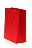κόκκινο τσαντών στοκ εικόνα με δικαίωμα ελεύθερης χρήσης