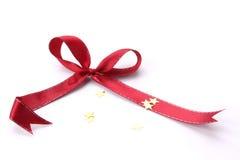Κόκκινο τόξο Στοκ εικόνα με δικαίωμα ελεύθερης χρήσης