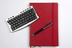 κόκκινο υπολογιστών βιβ Στοκ εικόνες με δικαίωμα ελεύθερης χρήσης
