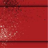 Κόκκινο υπόβαθρο αίματος splatter με dribble την επίδραση διανυσματική απεικόνιση
