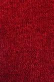 Κόκκινο υπόβαθρο μαλλιού. Στοκ Φωτογραφία